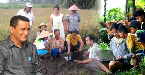 Pemkab Pohuwato Genjot Kampung Digital Seluruh Desa