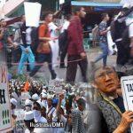 Aksi Demo Aliansi Mahasiswa Muslim Gorontalo Minta Ahok Segera Dipenjara