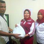 Dinas Kesehatan Kota Gorontalo Sigap Bantu Korban Banjir