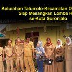 Dumbo Raya Yakin Menangkan Lomba RTH se-Kota Gorontalo