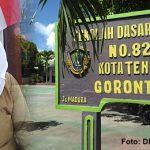Kepsek SDN 82 Gorontalo, Kasmawati: Siswa Lebih Senang Belajar Pakai Infokus