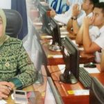 Menuju UNBK 2017, SMP Negeri 6 Kota Gorontalo Kekurangan Komputer