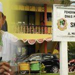 Kepsek SMPN 8 Gorontalo, Hasyim: Kekurangan Bukan Jadi Kendala untuk Mengabdi