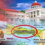 APBD Provinsi Gorontalo 2017 Rp.1,83 Triliun, Ini Rinciannya