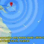 Gempa 7,9 SR Berpotensi Tsunami di Papua Nugini, Termasuk Sejumlah Pantai di Indonesia