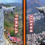 Kalahkan Brazil, Letak Patung Yesus Tertinggi Ada di Toraja