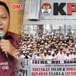 GIB: KPK Jangan Takut, al-Maidah 51 Sudah Lunturkan Kekebalan Ahok