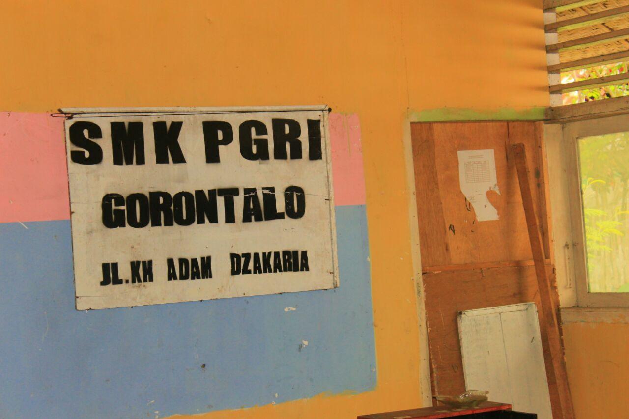 Kondisi SMK PGRI Kota Gorontalo