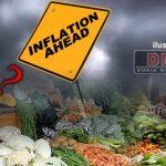 Diperkirakan Inflasi Tahun 2017 di Atas 4,00 Persen