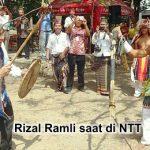 """Ini Hasil """"Pemanasan"""" Terobosan Rizal Ramli: Wisatawan di NTT Tembus 1 Juta"""