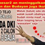 """Ahok Sudah """"Game-over"""", Sujiwo: Kesalahannya Berulang-ulang dan Sangat Fatal"""