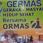 Oi dan Dikes Provinsi Gorontalo Adakan Aksi Germas