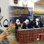Menteri Kesehatan Canangkan Germas Sehat di Gorontalo