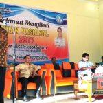 Walikota Gorontalo Berharap 415 Peserta Ujian Paket C Bisa Lulus 100 Persen