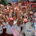 Momen Hardiknas, Walikota Gorontalo Bertekad Tingkatkan Mutu Pendidikan