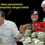 Rizal Ramli Pangkas Utang di Era Gus Dur, Sri Mulyani Sulap Jadi Gunung di Era SBY dan Jokowi