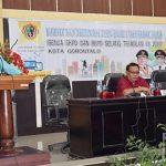 Rakorev Triwulan II 2017, Ismail Madjid Minta Komitmen SKPD
