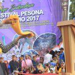 Festival Boalemo 2017, Bupati Berharap Ada Kolaborasi Sektor Pertanian dan Pariwisata