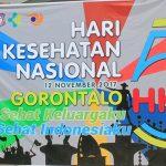 HKN 2017, Dinas Kesehatan Provinsi Gorontalo Bertekad Wujudkan Germas