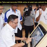 Walikota Marten Harapkan Ada Tatap Muka Bagi Para Pelaku Dunia Pendidikan