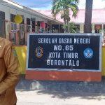 Sambut HGN, Kepsek SDN 65 Kota Gorontalo Berharap Guru Diberi Pelatihan IT