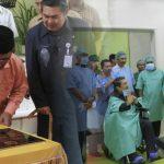 Bupati Darwis Resmikan Sarana dan Prasarana RSTN Boalemo