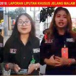 Malam Tahun Baru 2018 di Kota Gorontalo Sepi, Ini Sebabnya