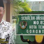 SDN 87 Kota Gorontalo Meriahkan HGN 2017