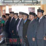 Pelantikan Pejabat Eselon Boalemo, Bupati Darwis Tekankan Intergritas