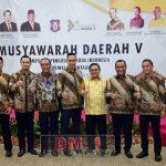 Musda BPD HIPMI Gorontalo: Marten Taha Didoakan Dua Periode