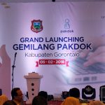 """Launching PAKDOK, Seluruh Warga Kabupaten Gorontalo Punya """"Dokter Pribadi"""""""