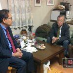 Berdiskusi dengan Rizal Ramli, Nakamura Seolah Bersua Kembali dengan Gus Dur