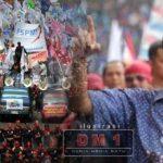 "Selasa 6 Februari, Dua Barisan Buruh Terbesar akan ""Menyerbu"" Istana"