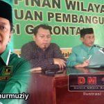 Gorontalo, DPW-PPP Pertama yang Mendeklarasikan Pasangan Capres Jokowi- Romahurmuziy