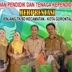 Guru TK/SD Berprestasi, Siap-siap Mewakili Kecamatan di Tingkat Provinsi!