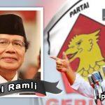 Gerindra Kantongi Nama Rizal Ramli Dampingi Prabowo