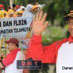 Bupati Darwis Buka Kegiatan FLS2N, O2SN, OSN Tingkat Kabupaten Boalemo