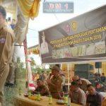 Gema Panua, Bupati Syarif Salurkan Lagi Bantuan di Kecamatan Duhiadaa