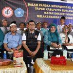 Sukseskan Peringatan Hari Kartini, PKK & IDI Boalemo Gelar Pengobatan dan Sunatan Massal