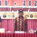 Gelar Rapat Tahunan, Ini Pesan Ketua KONI Boalemo Darwis Moridu