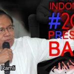 Rizal Ramli: 2019 Indonesia Harus Tinggalkan Demokrasi Kriminal Ala Negara Kapitalis!