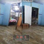 Rumahnya Diterjang Arus Banjir, Ibu di Desa Botumoputi Ini Teriak Minta Tolong