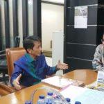 Perjuangkan Bantuan Untuk Peternak, Bupati Gorontalo Kunjungi Dirjen PKH Kementan RI