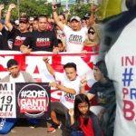 INES: 67,3 Persen Rakyat Ingin 2019 Ganti Presiden