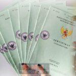 Sukseskan Pembagian Sertifikat Gratis, Menteri Sofyan Salut Dengan Pemkab Gorontalo