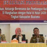 Dinas P2KBP3A Evaluasi Program