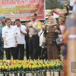 Jelang Ramadhan, Bupati Nelson dan Polres Gorontalo Berantas Miras