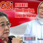 """Tentang Amandemen UUD 1945, GSI """"Bongkar Pengkhianatan Megawati"""""""