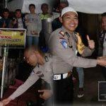 Sahur 'On The Road' Bersama Sat Lantas Polres Gorontalo
