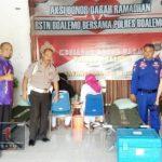 Peduli Sesama, Polres Boalemo Lakukan Aksi Donor Darah